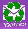 recycled yahoo mail