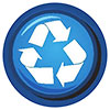 Recyclemania (button)