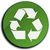 recycling (2D green button)
