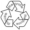 recycling 3R (outlined-mix)