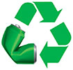 recycling: aluminium cans (S.Stock)