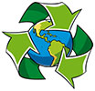 recycling [world] (Arcoval, EU)