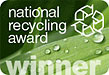 national recycling award (edu, US)