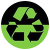 recycling (black-green turn)