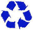 recycling (blue-velvet)