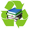 recycling books mass