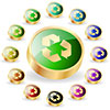 recycling buttons orbit