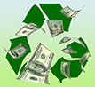 recycling cash flow