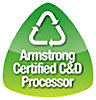 Ceilings Recycling - Certified C&D Processor (US)