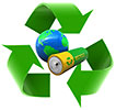 recycling cells world goal