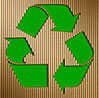 recycling corrugated (UK)