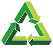 recycling endless triangle