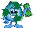 recycling global cost