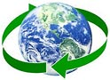 recycling global rotation