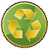 recycling (gold seal)