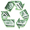 recycling green dollars