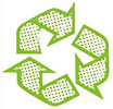 recycling green raster