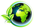 recycling green world