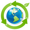 recycling grows global