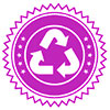 recycling mark (seal)