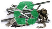 metals recycling protects the environment and saves energy