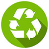 recycling (modern design)