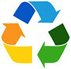 recycling multicolor