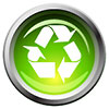 recycling - next generation (button)