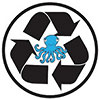 recycling (octopus motif)