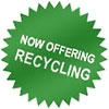 recycling offering now
