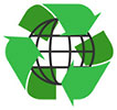 recycling on Earth grid