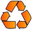 recycling (orange)