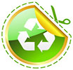 recycling paster (US)