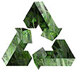 recycling endless triangle (Robert Penrose invention)