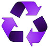 recycling (purple strong)
