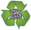 recycling QR code