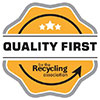 QUALITY FIRST by the Recycling association (UK)