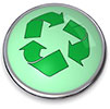 recycling skew button