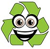 recycling (smiley, UK)
