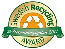 Recycling Swedish Award