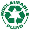 RECLAIMABLE FLUID (recycling tech)