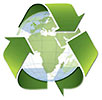 recycling throughout globe