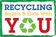RECYCLING Begins & Ends With Y♲U