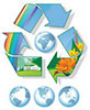 recycling world (RO)
