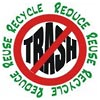 reduce_reuse recycle - no trash