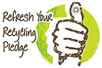 Refresh Your Recycling Pledge (US)