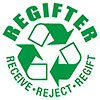 REGIFTER: RECEIVE . REJECT . REGIFT