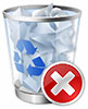 remove/delete recycle-bin