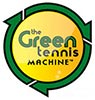 Green tennis MACHINE (repressurizing, tennis, ball, US)