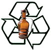 reuse beer bottles (US)